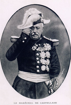 Boniface de Castellane - Boniface, Marshal de Castellane