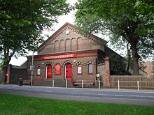 Budo-Muzeo de Naturhistorio, Dyke Road, Brajtono (IoE Code 480614).JPG
