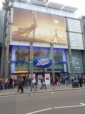 Benefit Cosmetics - Boots chemist London