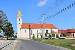 Bosarkany - Kirche.JPG