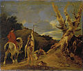 Bourgeois, Sir Peter Francis - Landscape with Soldiers - Google Art Project.jpg