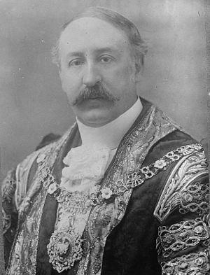 Bowater baronets - Sir Vansittart Bowater, 1st Baronet
