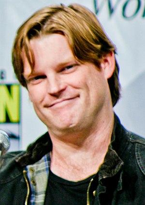 Brad Beyer - Beyer at the 2008 San Diego Comic Con International