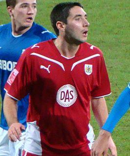 Bradley Orr British footballer (born 1982)
