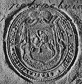 Brasłaŭ, Pahonia. Браслаў, Пагоня (1792).jpg