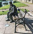 Brendan Behan statue 2015.jpg