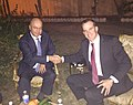Brett McGurk and New Iraqi President Salih in Baghdad - 2018.jpg