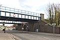Bridge Road bridge, Seaforth and Litherland 2.jpg