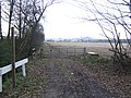 Bridleway by Mendle Farm - geograph.org.uk - 327486.jpg
