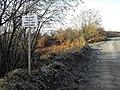 Bridleway crosses the quarry road - geograph.org.uk - 1064294.jpg