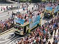 Brighton Pride 2014 bus (15045549265).jpg