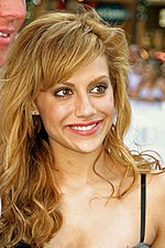 Brittany Murphy at the Australian premiere of Happy Feet
