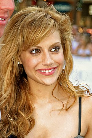 Brittany Murphy - Murphy at the Australian premiere of Happy Feet in 2006