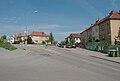 Brno-Řečkovice - křižovatka ulic Medlánecké a Koláčkovy od jihozápadu.jpg