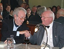 Gerhard Bronner and Alfred Heinrich, 2004