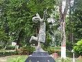 Bronze sculpture-4-B E college-kolkata-India.jpg