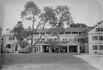 The Country Club - The Country Club in 1913