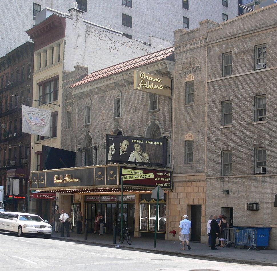 Brooks Atkinson Theatre NYC 2007