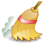 Broom icon.svg