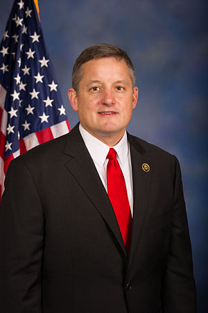 Bruce Westerman - Westerman's first official Congress photo