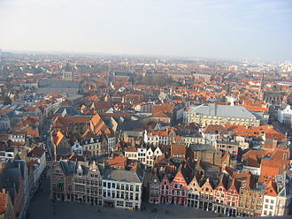 Colleges of St Omer, Bruges and Liège - Bruges