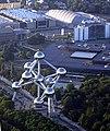 Brussels Air photo Atomium 02.jpg