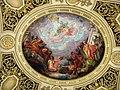 Bucuresti, Romania, Palatul Regal (Muzeul National de Arta al Romaniei - Pavilionul Sala Tronului - Sala Tronului - interior 7 - plafon ); B-II-m-A-19856.JPG