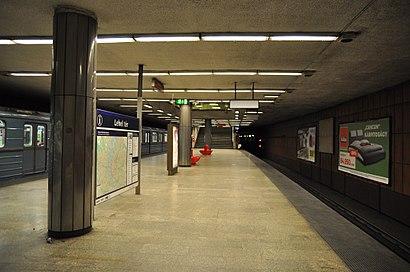 Menetrendek Lehel Tér tömegközlekedéssel
