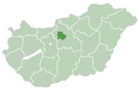 Будапешт на карте