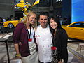 Buddy Valastro at the 2011 New York International Auto Show with GM members.jpg