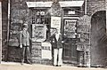Buggs cobblers shop, Beckside pre 1940 (archive ref DDX1544-1-11) (29860521520).jpg