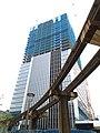 Building construction behind Tamachi station.jpeg