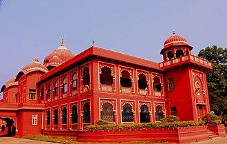 Darbhanga - Lalit Narayan Mithila University at Darbhanga