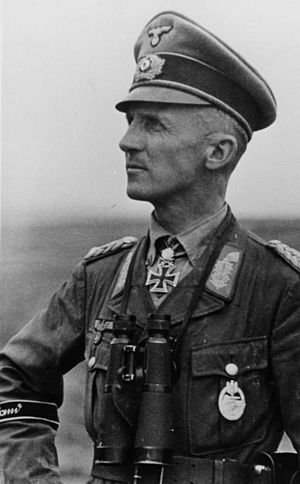 Hasso von Manteuffel - Manteuffel in May 1944