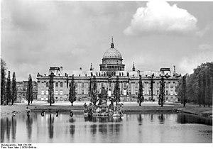 City Palace, Potsdam - Image: Bundesarchiv Bild 170 236, Potsdam, Stadtschloss