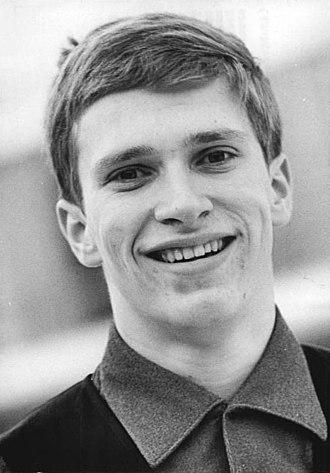 Günter Zöller - Günter Zöller in 1967