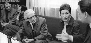 Will Lammert Prize - The Will Lammert Prize is awarded to Margret Middell, 1969