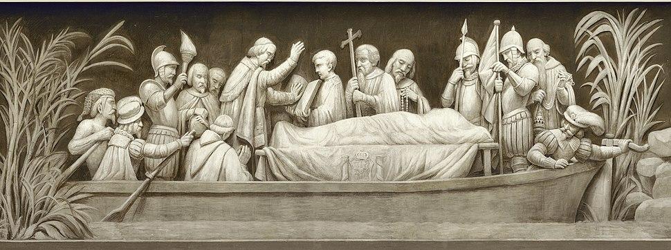 Burial of DeSoto