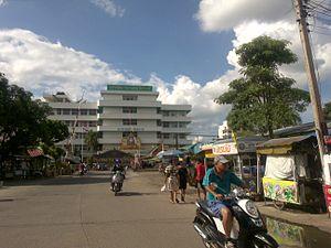 Buriram Province - A commune near Buriram General Hospital