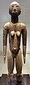 Burkina faso, nuna, scultura femminile, xviii sec. 02.JPG