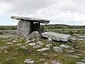 Burren - R480 - Poulnabrone Dolmen - panoramio (1).jpg