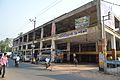 Bus Terminus With Shopping Complex under Construction - Howrah Zilla Parishad - Amta Road - West Bengal State Highway 15 - Domjur - Howrah 2014-04-14 0551.JPG