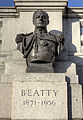 Bust of David Beatty in Trafalgar Square.jpg