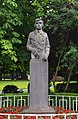 Bust of Seán Heuston, Phoenix Park, Dublin - geograph.org.uk - 2560374.jpg