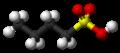 Butanesulfonic-acid-3D-balls.png
