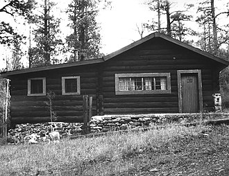 National Register of Historic Places listings in Apache County, Arizona - Image: Butterfly Lodge 2