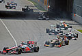 Button, Raikkonen, Kobayashi, Perez, Hulkenberg and Senna - 2012 Canadian Grand Prix.jpg
