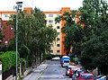 Bydžovského, směr Káranská.jpg