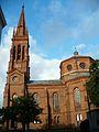 Bydgoszcz,kościół Świętych Apostołów Piotra i Pawła.JPG