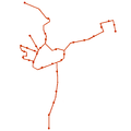 Bystrica trolley map.png